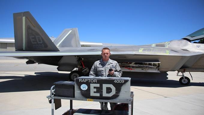 Master Sgt. Richard Knarreborg wins award